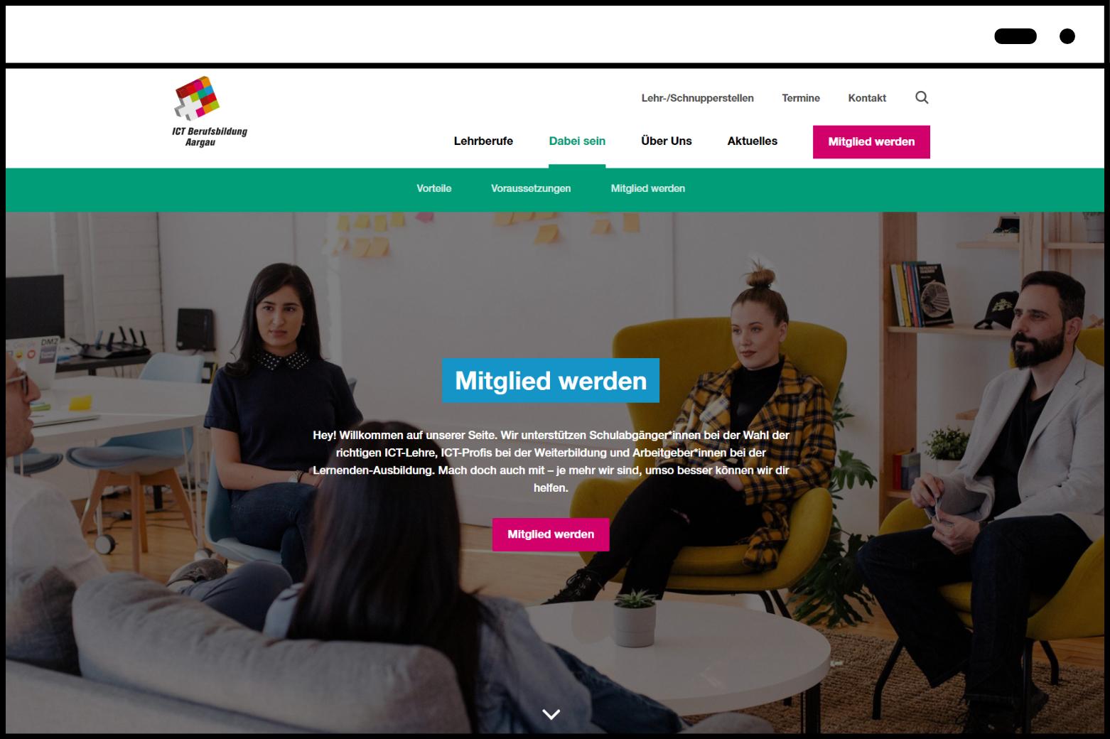 ICT Berufsbildung Aargau